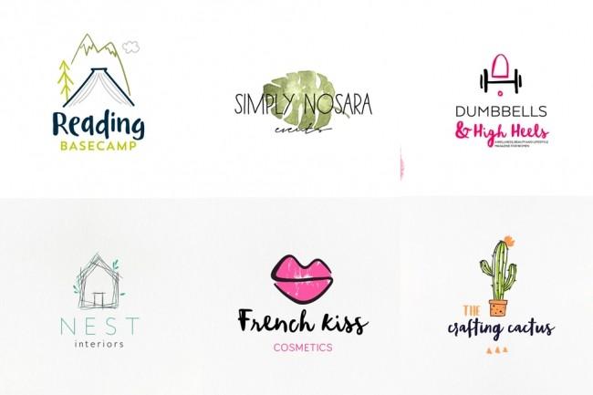 I will design hand-made logotype 1 - kwork.com