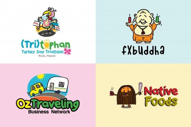 I will design hand-made logotype 2 - kwork.com