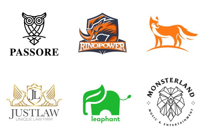 Stunning Logo, 4 Concepts, Unlimited Revision 1 - kwork.com