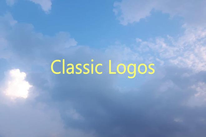 Classic Logos 4 - kwork.com