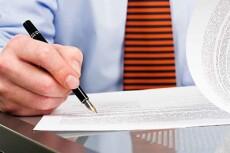 Agreement drafting 11 - kwork.com