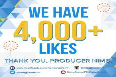 Facebook Friends Profile - 300 50 - kwork.com
