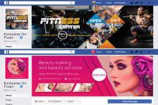 Social Media Design 36 - kwork.com