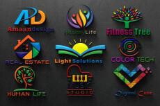 Create a logo 31 - kwork.com