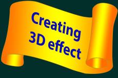Creation of Promo object 37 - kwork.com