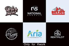 Development of Logo and Corporate Identity 37 - kwork.com