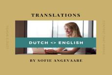 English to Russian translation. High-quality 21 - kwork.com