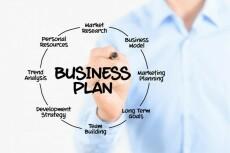 Audit of Business plan 3 - kwork.com