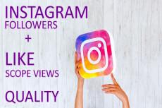 Instagram Likes - 5000 38 - kwork.com