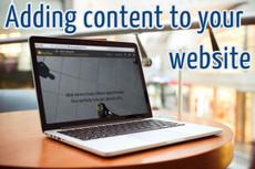 Site Content Posting 1 - kwork.com