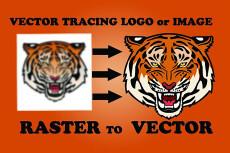 Vector Tracing 35 - kwork.com