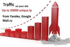 Web Traffic 22 - kwork.com