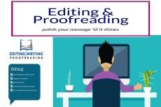 Editing & Proofreading 13 - kwork.com