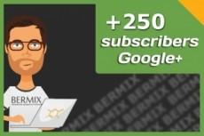 500 Google Plus reposts 6 - kwork.com