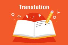 Translations 30 - kwork.com