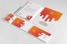 Corporate Identity 1 - kwork.com