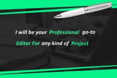 Editing & Proofreading 5 - kwork.com
