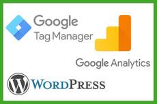 Connect to Google Analytics 6 - kwork.com