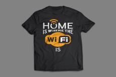 T-Shirts & Merchandise 16 - kwork.com