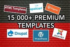 Templates & Pictures 31 - kwork.com
