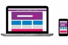 Website Layout 2 - kwork.com