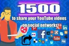 +500 youtube subscribers 10 - kwork.com