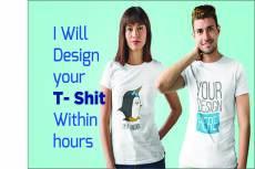 T-Shirts & Merchandise 4 - kwork.com