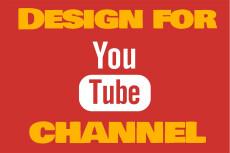 YouTUBE Design + Gift 17 - kwork.com