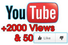 5000 followers +2000 Likes 20 - kwork.com