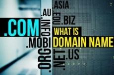 Domain & Hosting 29 - kwork.com